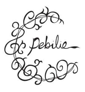 Logo de la marque Pebilie