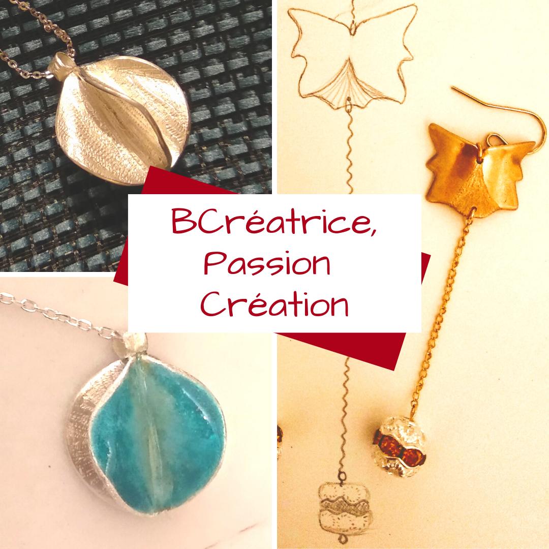 BCreatrice, création de bijoux en argent, interview