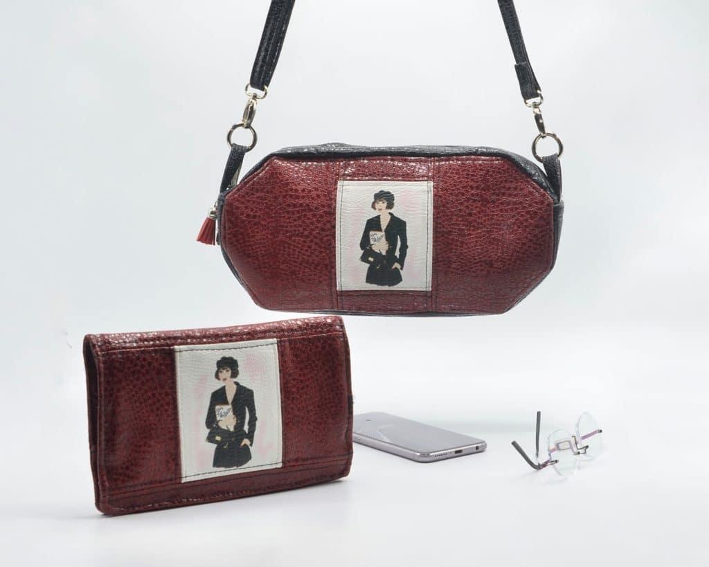 A propos d'ActiveLilie Création, Le sac à main est bien plus qu'un accéssoire de mode, l'élégance au quotidien : élégance éthique.