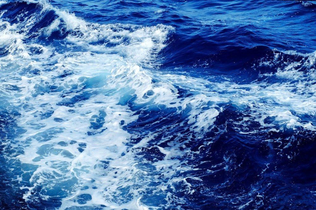 Evenement Inter-blogueurs, le bleu de la mer